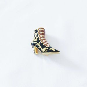 Kenneth Jay Lane's Boot Pin